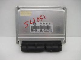 Ecu Ecm Computer Vw Passat 2003 03 4cyl 4B0906018DA 770706 - $59.24
