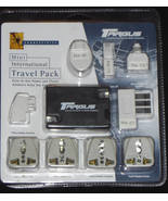 Targus Mini International Power and Phone Adapters Travel Pack - $24.95