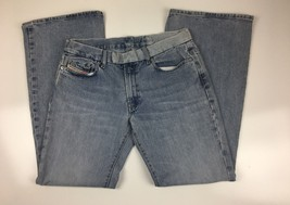 Womens Diesel Industry  Boot Cut Jeans Size 30 Vintage Wash EUC - $14.98