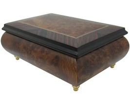 "Italian Music Box, 6.5"", Matte Elm - $229.95"