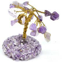 Polished Amethyst Gemstone Miniature Gem Tree Mini Gemtree image 3