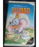 Dumbo - Walt Disney Classic - Gently Used VHS Video - VGC - CLAMSHELL - $7.91