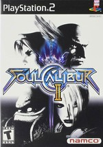 Soul Calibur 2 - PlayStation 2 - $24.27