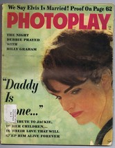 ORIGINAL Vintage February 1964 Photoplay Magazine Jackie Kennedy Billy G... - $14.84