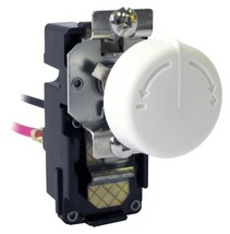 King Electric TKIT-1BW Single-Pole Built In Thermostat Kit, White - $14.74