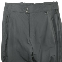 Columbia Winter Ski Snow Snowboard Pants Solid Black Womens Large - $39.50