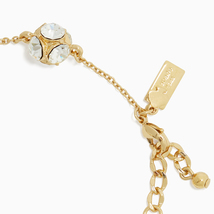 Kate Spade Lady Marmalade Chain Link Bracelet, Gold image 2