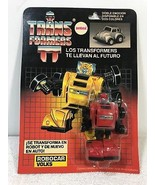 "Transformers Robocar Red Volks Bumblebee 3"" Action Figure Argentina G1 -... - $111.27"