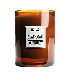 No. 149 Black Oak Candle 260 g by L:A Bruket