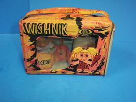 Vintage 1960s UNEEDA IDEAL WISHNIK TROLL SET IN THE CASE - $39.99