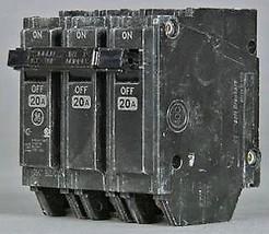 THQL32080 Molded Case Circuit Breaker - Thql 3 Pole 240V 10K Ic 80 Amp - $68.60