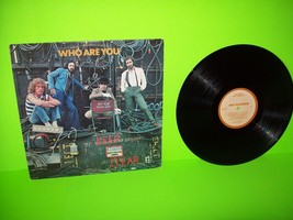 THE WHO Who Are You 1978 VINYL LP Record Album Classic Hard Rock & Roll ... - $7.87