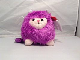 NEW Aurora Purple Fuzzawuzz Plush Toy