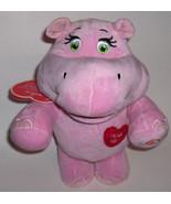 2015 Hallmark Hug-Lovin Hippo  sings and dances good  Valentine gift - $33.00