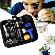 14Pcs /16Pcs Watch Tools Spare Parts Watch Repair Tool Kit Clock Opener ... - $20.80