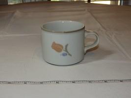 "Dansk Tivoli La Tulipe 1 Tea Coffee Cup only 3 1/4"" w cup~ - $10.88"