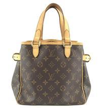 #33508 Louis Vuitton Batignolles Vertical Bucket Tote Expandable Shoulde... - $600.00