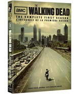 AMC The Walking Dead Complete FIRST Season 1 DVD -  BRAND NEW SEALED! - $19.75