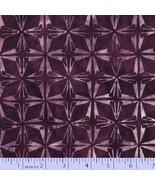 Imbue Batik by Marcus Fabrics-Purple Novelty Print-BTY - $9.95