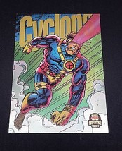 1994 Marvel Universe Limited Edition Power Blast Card #8 CYCLOPS NM/M - $4.94