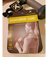 Trigger point  AcuCurve Massage Cane for Neck, Back and Shoulders, One S... - $29.39
