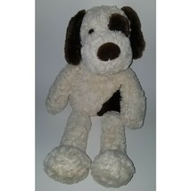 "MTY International Brown Cream Puppy Dog Plush Lovey 20"" Stuffed Animal Toy - $34.60"