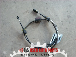 2014 FORD FIESTA AUTOMATIC TRANSMISSION SHIFTER SHIFT GEAR CABLE OEM image 2