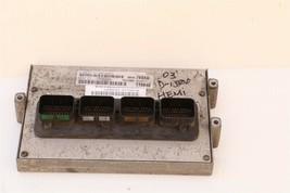 Dodge Chrysler 5.7L Hemi Engine Control Unit Module ECU ECM P56028769AD