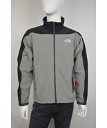 THE NORTH FACE MENS PACHE GREY ZIPPER FRONT DRAKEN JACKET Sz Small S [10... - $83.30