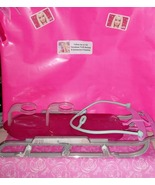 Mattel Barbie 2 seater sled $20 shipped free in USA only! - $20.00