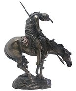 YTC Summit 8653 End of Trail Indian on Horse Decorative Figurine - $261.35