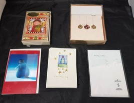 Hallmark Christmas Cards, LPG Cards, Christmas Collection Cards Set of 5... - $24.18