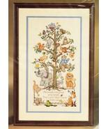 Bucilla All Creature Great & Small Lord Cross Stitch Linda Gillum Kit 10... - $16.99