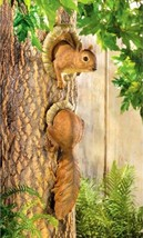 12788 Summerfield Terrace Woodland Squirrel Tree Decor  - $18.90