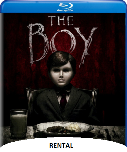 The Boy (2016) [Blu-ray]