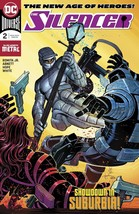 The Silencer #2 DC Comics First Print NM - $2.96