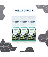 Crest Charcoal 3D White Toothpaste Whitening Therapy with Tea Tree Oil P... - $32.67