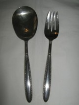 Choice National Silver Co King Edward Sterling Handles Casserole Spoon M... - $15.99