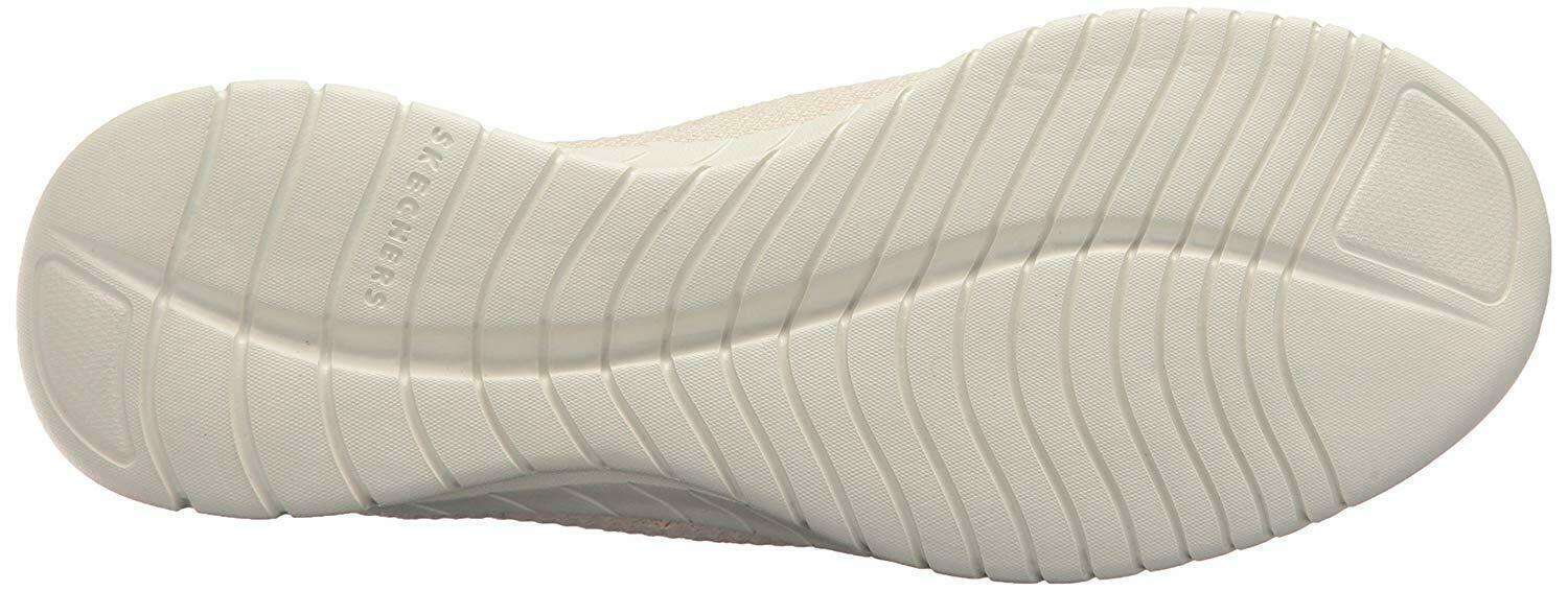 NEW Skechers Womens Natural Mesh Wave Lite-Pretty Philosophy Memory Foam Shoes 9 image 6