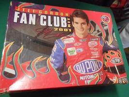 """NIB- NASCAR's ..... JEFF GORDON """"Fan Club"""" KIT........SALE - $16.83"""