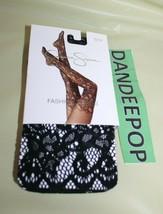 Jessica Simpson Fashion tights Style 31451 Women's S/M Black - $24.74