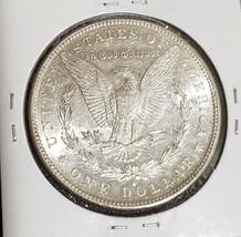 1890S MORGAN SILVER DOLLAR COIN Lot# A 506 image 2