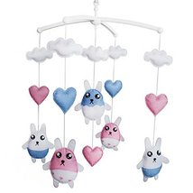 Mobile For Baby Crib Lovely Toy For Little Babies Crib Decoration - £38.98 GBP