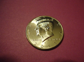 2011-D Kennedy Half Dollar **L@@K** >>Combined Shipping< - $1.98