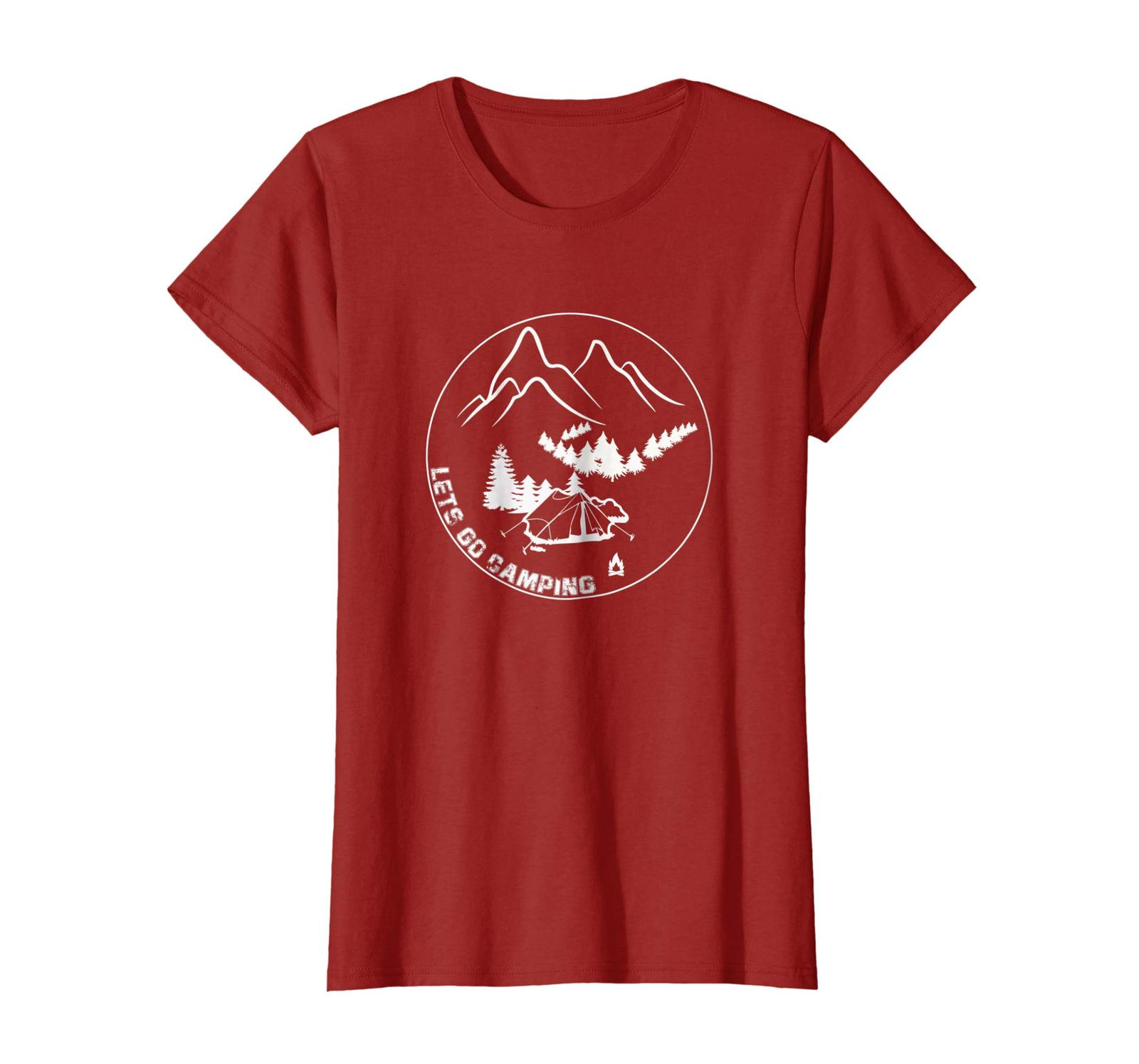 Brother Shirts - Lets Go Camping T shirt - Funny Camping t shirt Wowen