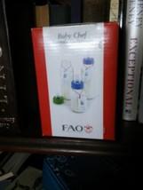 NIB FAO Schwartz Baby Chef Formula Freshminder 3 Digital Timers NIB - $8.56