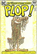 Plop Weird Humor Comic Book #2 DC Comics 1973 FINE+ - $10.69