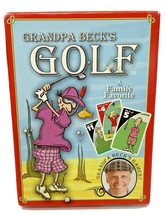 Bicycle Grandpa Beck's Golf Family Fun Card Game 2-5 Player Ages 7 Plus - $12.60