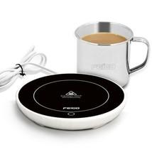 Zoiibuy FEIGO Chauffe-Tasse Automatique pour Tasse de café, thé, Plaque...  - $34.17
