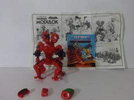 Modulok Mattel He-Man Masters of the Universe  MOTU action figure vintage - $46.75